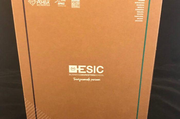 caja promocional eco